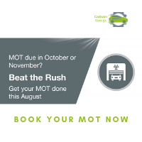 Beat the Rush DVSA campaing image